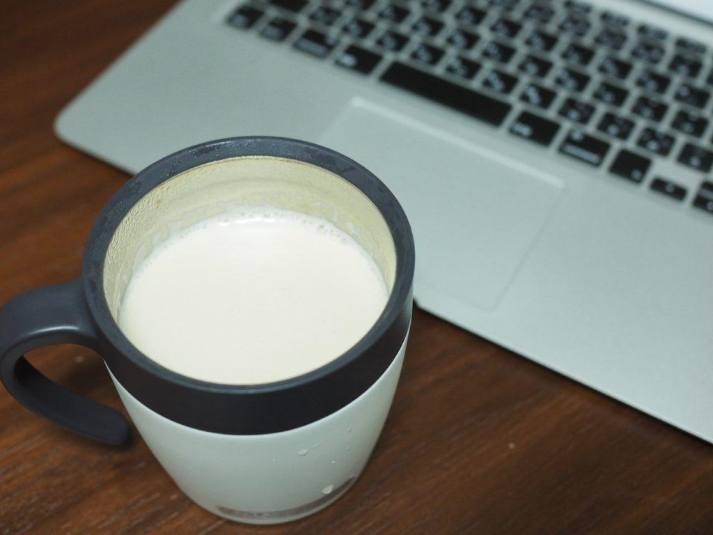 ラテ 作り方 ほうじ茶