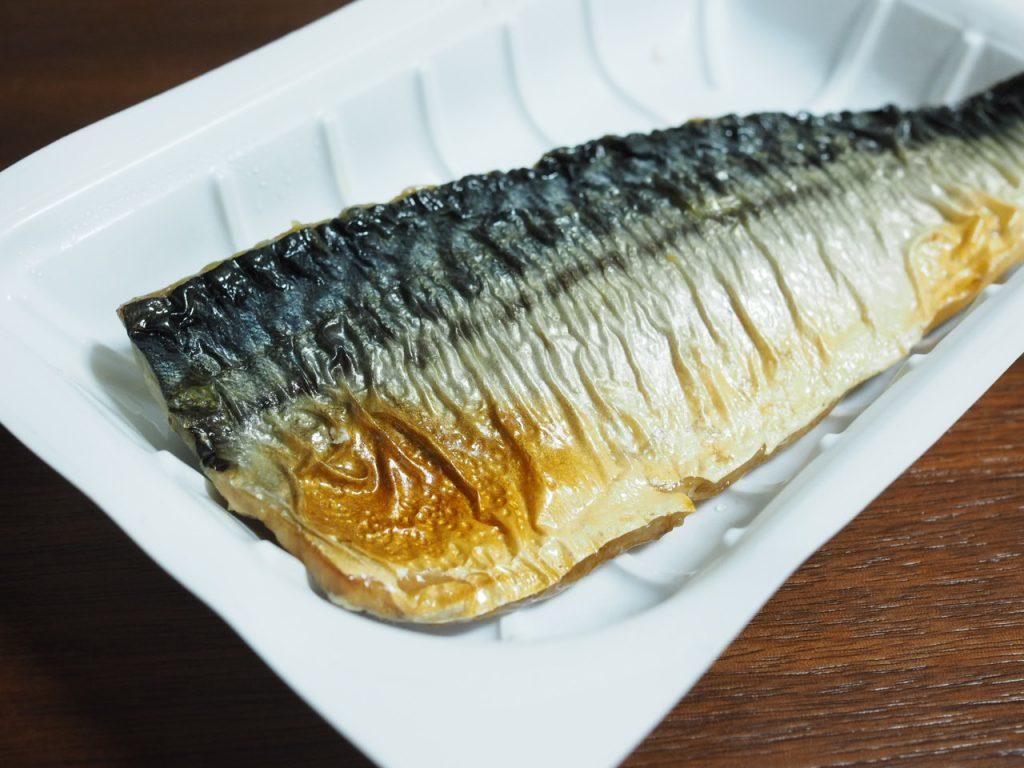 塩焼き セブンイレブン 鯖 の