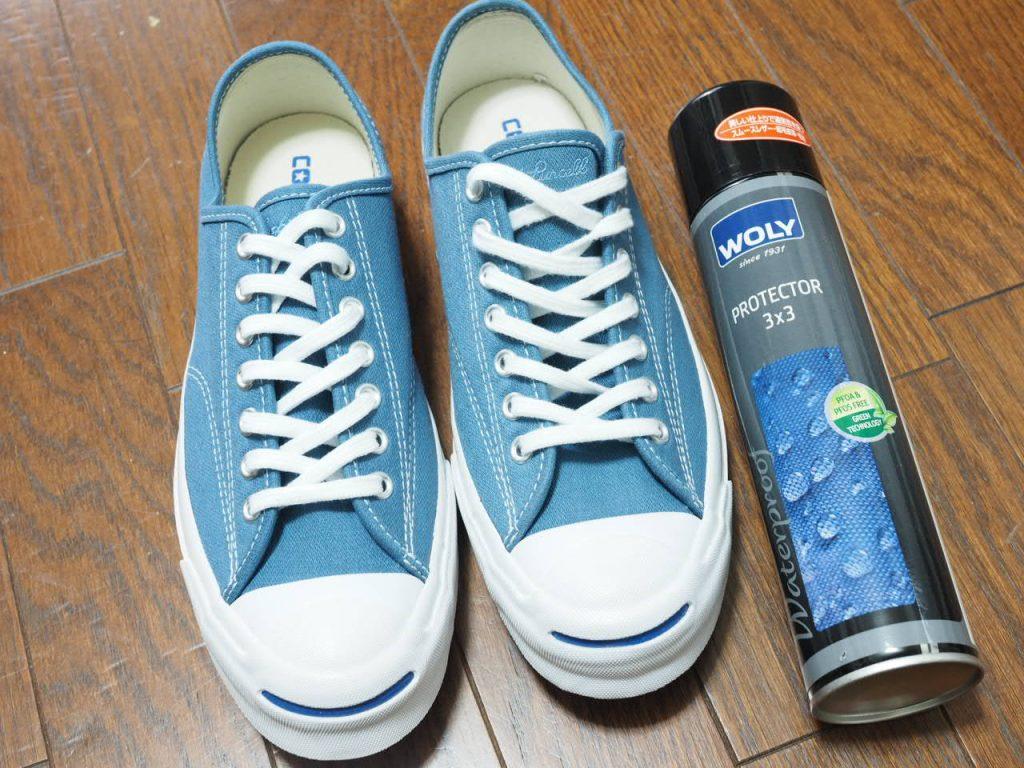 靴を日常で履いているとどうしても汚れてしまうので手入れが面倒。